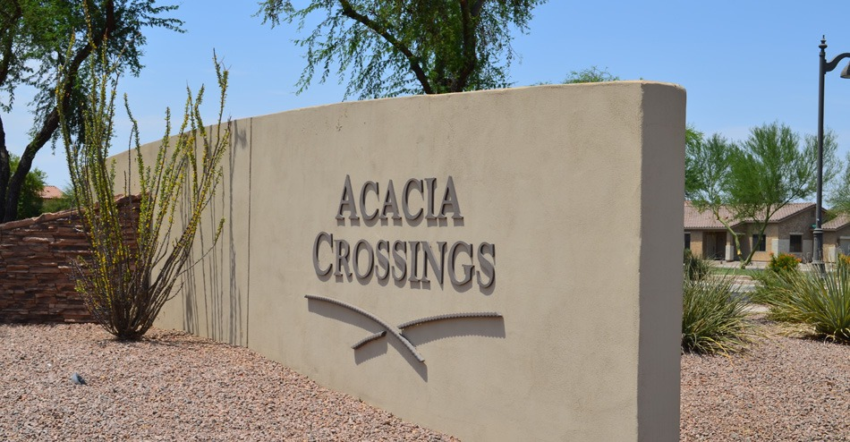 Acacia Crossings Homes For Sale Maricopa AZ