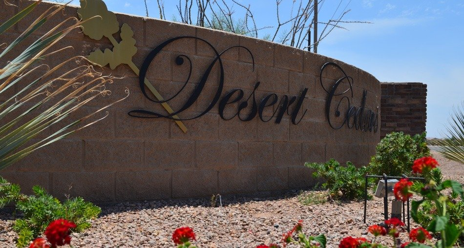Desert Cedars Homes For Sale Maricopa Arizona