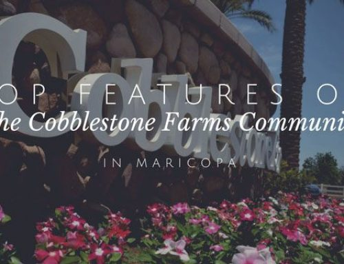 Top Features Of The Cobblestone Farms Community In Maricopa
