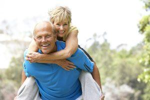 Couple Living In Province 55+ Active Adult Community in Maricopa Arizona