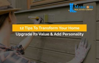 12 Tips To Transform Your Home, Upgrade Its Value & Add Personality
